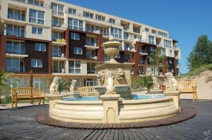 Burgas Beach Apartmanház